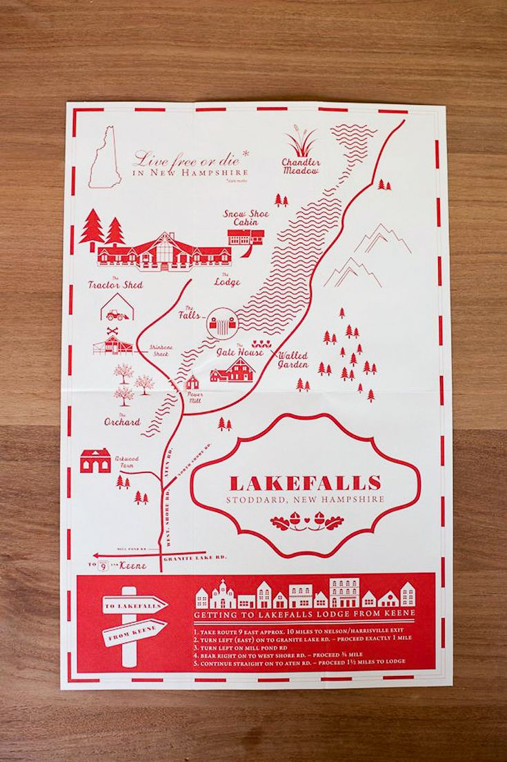 Red White Travel-Inspired Wedding Invitations via Oh So Beautiful Paper (17)