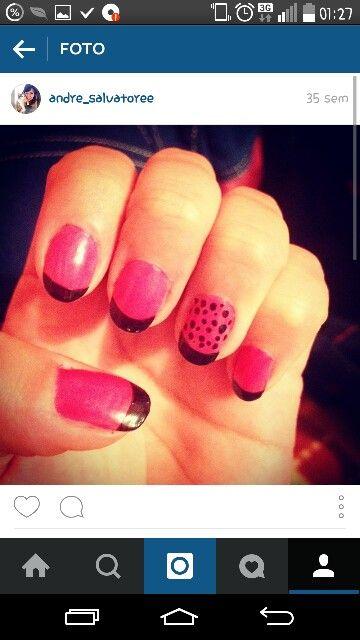 Pink black!