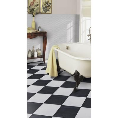 dal tile 12x12 black floor tile 20111212hd1pw home depot canada