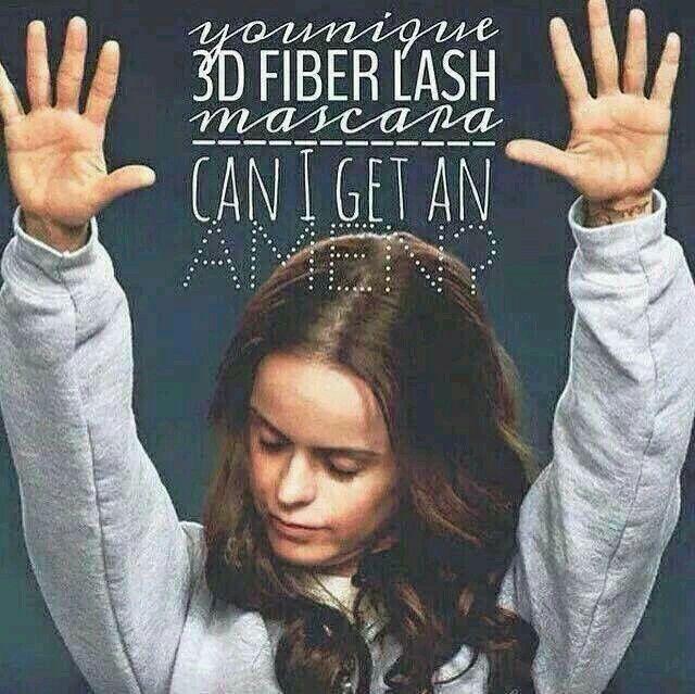 You will love 3-D fiber lashes!!