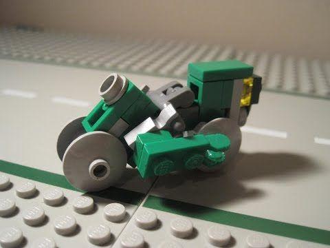 How To Build A Mini Lego Shockwave Youtube Lego Lego