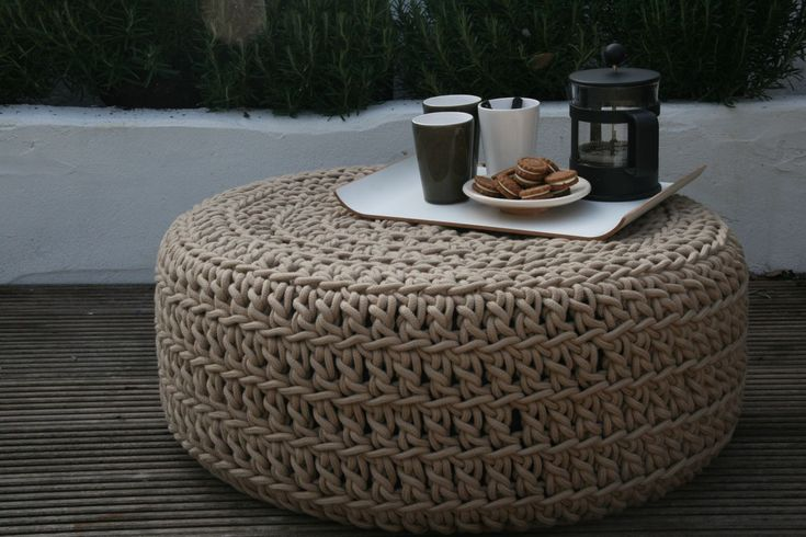 Puff Bajo - Exterior - M2 SHOPPING - Online furniture and home accesories for you and your kids.