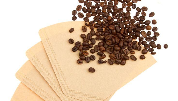 Γνωρίζετε τι μπορείτε να κάνετε με ένα φίλτρο του καφέ;