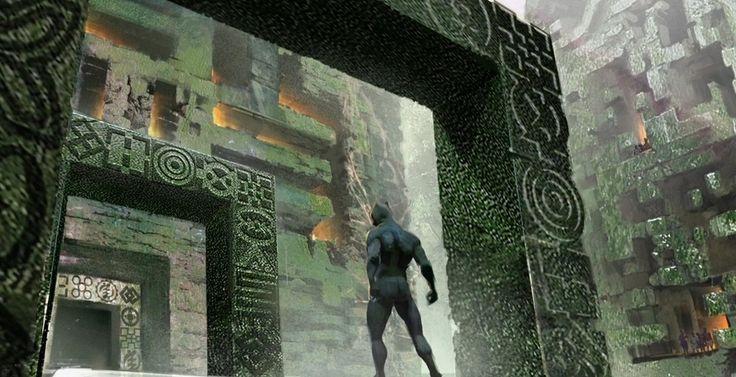 A Marvel Studios divulgou hoje algumas artes conceituais de dois dos seus futuros lançamentos. De Pantera Negra, que estreia no Brasil dia 15 de fevereiro de 2018, as artes destacam o protagonista …