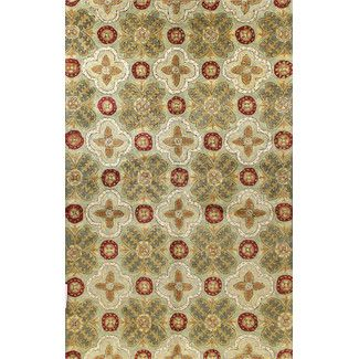 Essex Green Area Rug