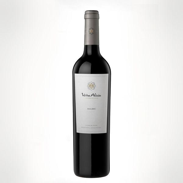 Viña Alicia Las Compuertas Malbec es un vino de color violáceo, alcohólicos…