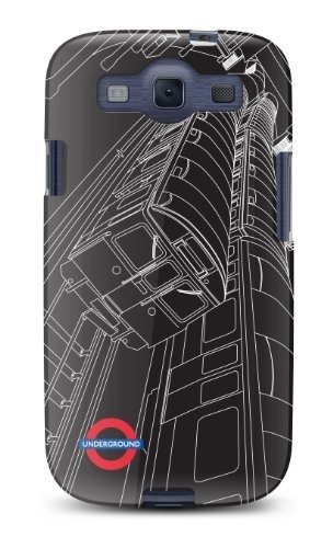 Cygnett CY0818CXTFL TFLTube Train Samsung Galaxy S3 Case