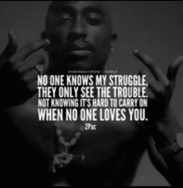 Cute Thug Love Quotes: 2pac Famous Quotes