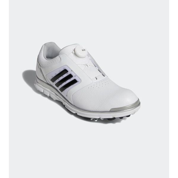 lowest price 77ba5 2bdbb adidas Adistar Tour BOA Womens Golf Shoes White Medium Fit Climaproof  D97803 adidasGolf