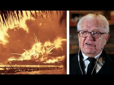Retired Navy Lt. Jim Downing was sitting down to breakfast when he heard the bombs start dropping down the road at Pearl Harbor, Hawaii. What the USS West Virginia sailor saw and did next became one of the many legends from that fateful day.