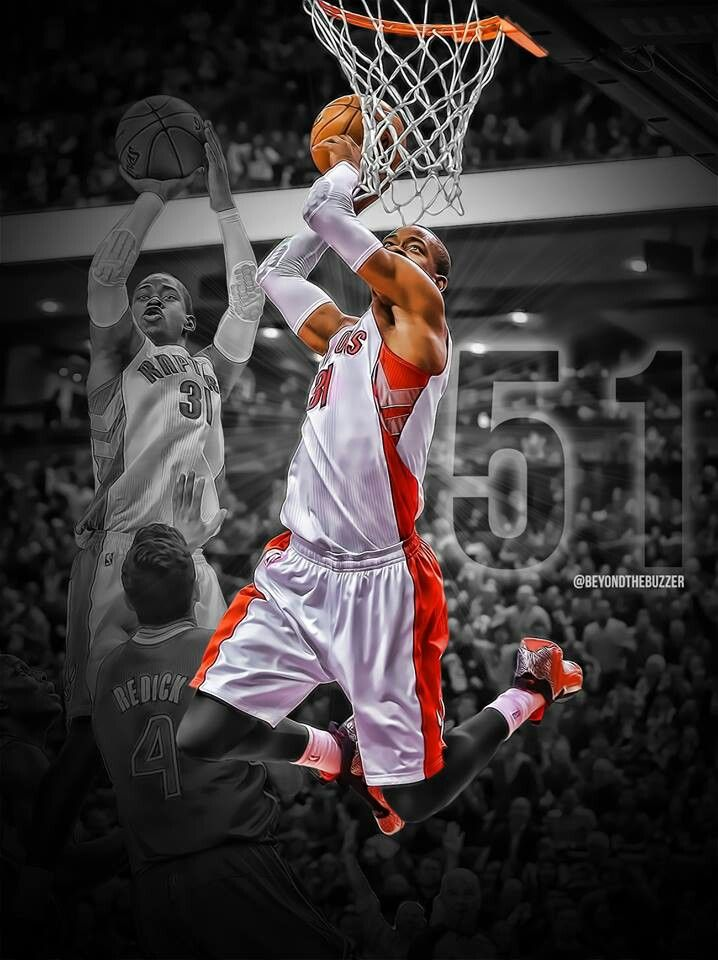 Terrence Ross 51 points