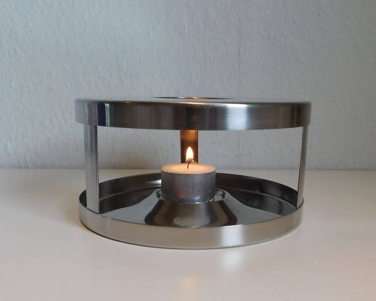 Stelton Tea light by SilverfernDK on Etsy