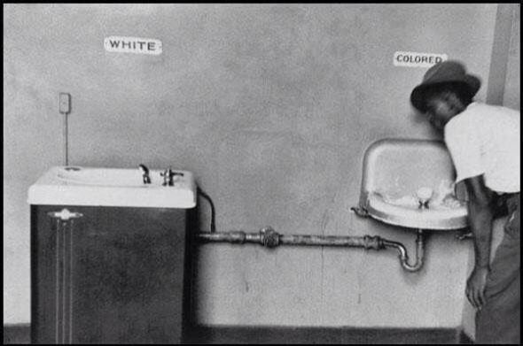 """Racismo en Estados Unidos. Cosa que """"ya no existe"""""""