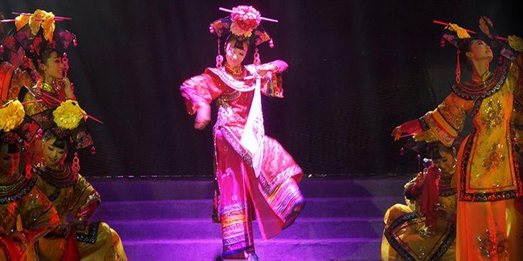 Conjunto de Canto y Danza de Jilin. Importante compañía de artes escénicas a nivel nacional. Durante más de setenta años de fundado, el Conjunto ha cread...