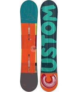 My next ride. Burton Custom Snowboard