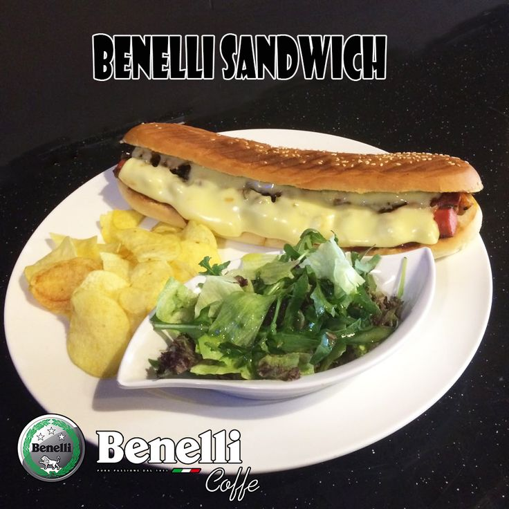 The perfect Benelli Sandwich involves Mega Hotdog with grilled pepper onion served with cheese.  We welcome you to Benelli Caffe for high quality food and environment.  Call for More Detail Tel : 042434968 Mob/WatsApp : 0505544993 Email: info@benellicaffe.com  #dubai #downtown #caffe #cafe #resturenents #burjkhalifa #abudhabi #dubaimall #food #bestdeals #cocktails #refreshment #bikes #membership #discount #food #breakfast #dealoftheday #happyhour #qualityfood #pizza #bikers #entertainment…