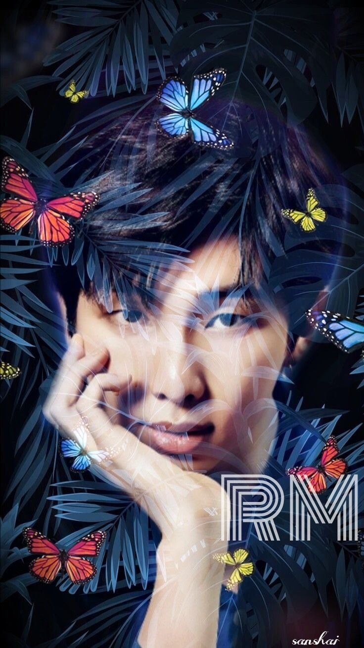 Discover The Coolest Freetoedit Kimnamjoon Rm Bts