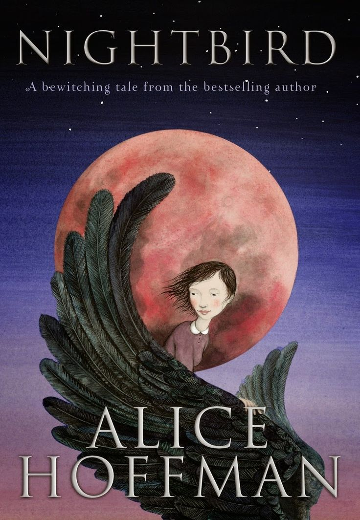NIGHTBIRD by Alice Hoffman. Hoffman brings her gift for magical realism to middle grade readers in this beautiful story. 200 years ago, a curse was put on all the men Fowler (a hint is in the name) family. Living with her mother award-winning-pink-apple-pie-baking mother in the small town of Sidwell, MA in near isolation, Twig's world changes forever when Julia and Agate move to town. A wonderful read with just a touch of the romance that is essential to all magical realism.