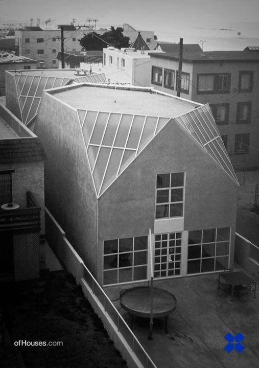 Arata Isozaki, Bjornson House, Venice, California, 1986