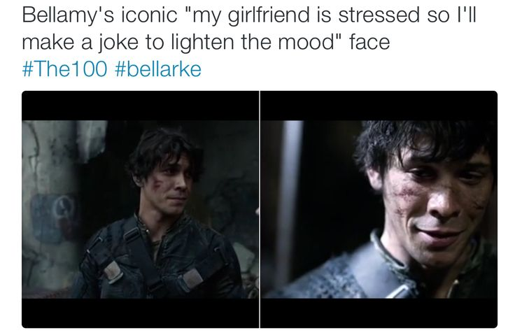 This is so on point! #bellarke 3x16-4x01