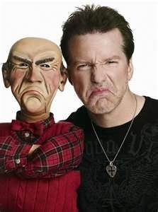 Jeff dunham and Walter.