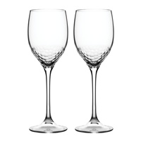 New Vera Wang crystal stemware   www.waterford.co.uk   #tableware #crystal #stemware #verawang
