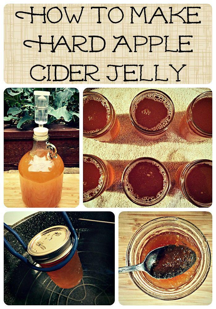 hard apple cider jelly making cider jelly how to make hard apple cider ...