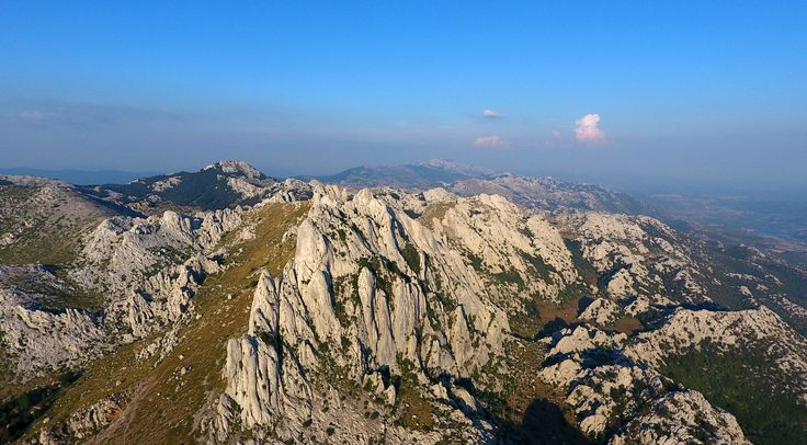 Winnetou Drehort Tulove Grede Velebit Gebirge Kroatien