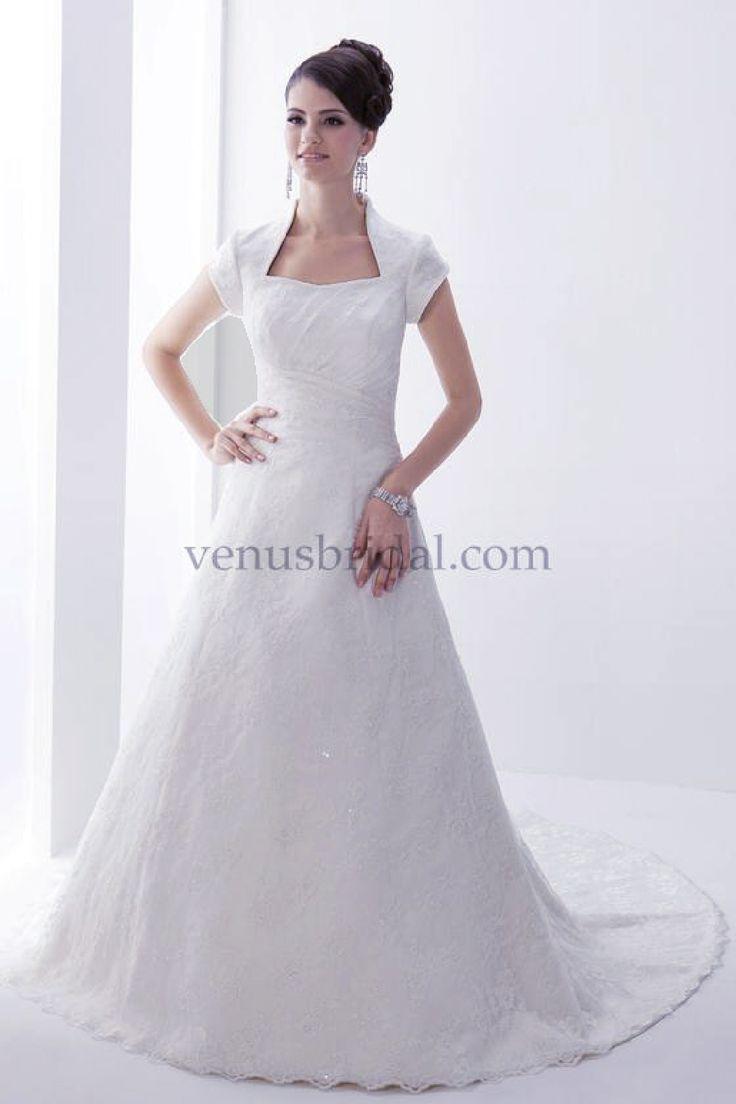 25 best A Formal Choice Modest Wedding dresses images on Pinterest ...