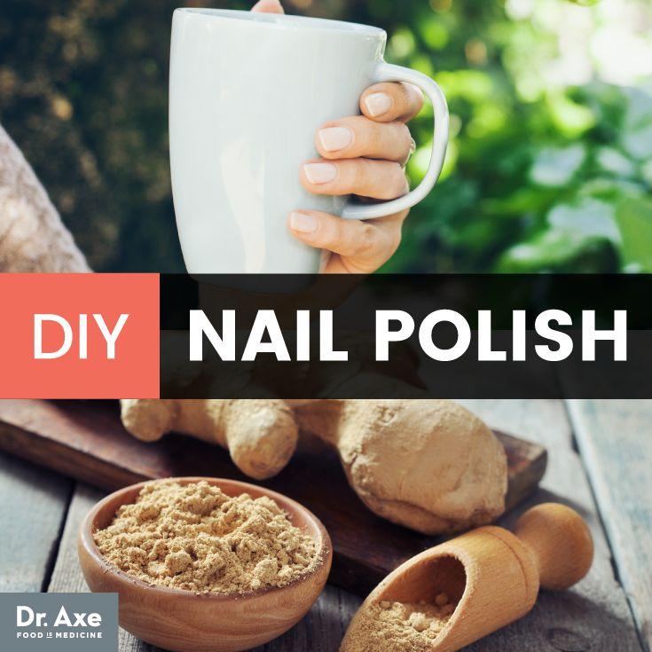 Natürlicher DIY Nagellack mit Olivenöl & Vitamin E – Random