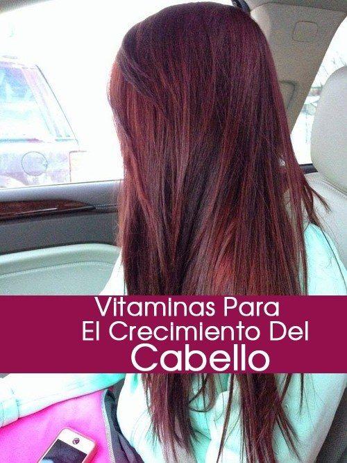 Las 11 Vitaminas Esenciales Para El Crecimiento Saludable Del Cabello …