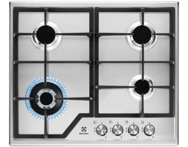 Plyta Gazowa Electrolux Kgs6436bx Plyty Gazowe Opinie Cena Sklep Mediamarkt Pl Gas Hob Hobs Appliances Direct