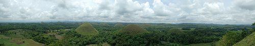 Viaje a Filipinas -  Colinas de Chocolate-Bohol