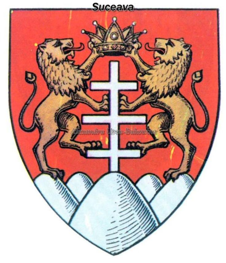 Ținutul Suceava. Județul Suceava.