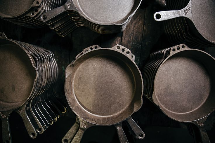 Smithey Ironware: A Modern Classic - Taste of the South