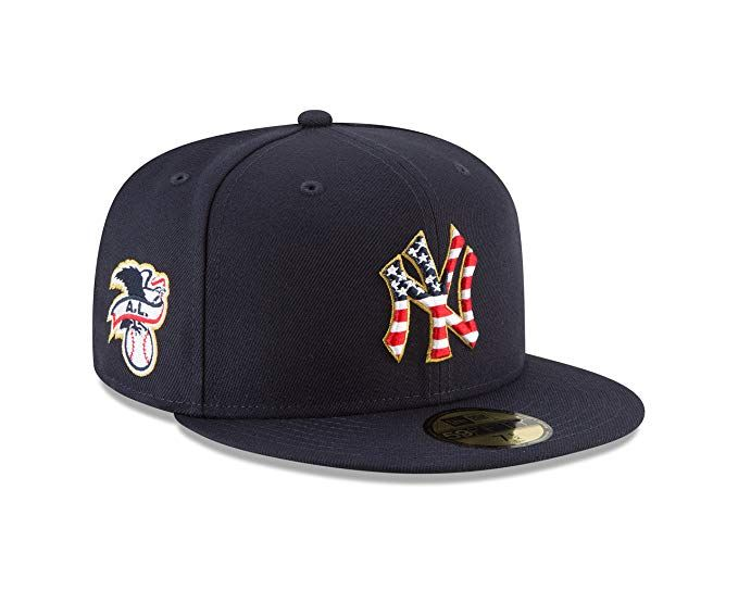 official photos a7ed2 41b0e New Era New York Yankees 2018 Stars   Stripes 4th of July 59Fifty Hat Review