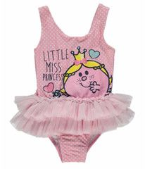 MR MEN & LITTLE MISS ~ Tutu Swimsuit
