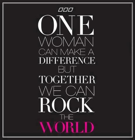 : Woman, Awesome Quotes, Young Women, Girls Power, Make A Difference, Women Rocks, The World, Soul Sisters, Women United