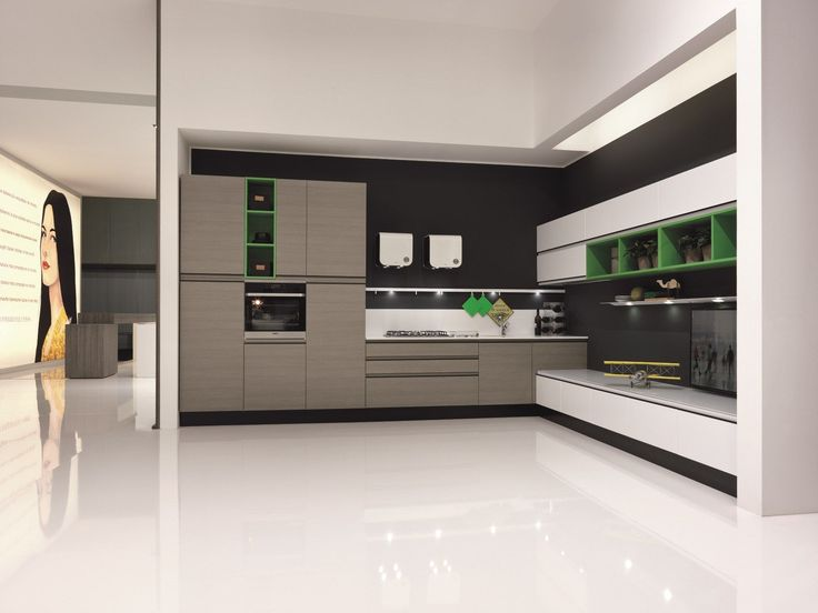 contemporary style linear kitchen masca evo contemporary collection by aran cucine