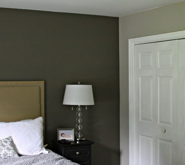 Sherwin Williams Anonymous Gray Our Pinteresting Family: Master Bedroom In  Progress