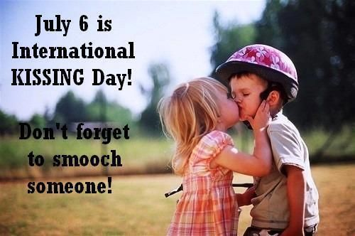 July 6th national kissing day