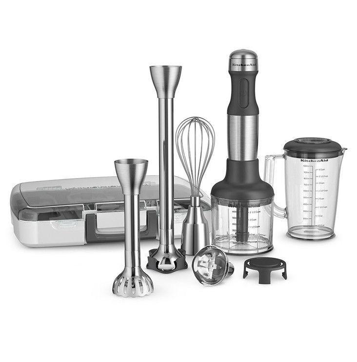 Kitchenaid 5khb2571 5 speed hand blender 220240 volts 50