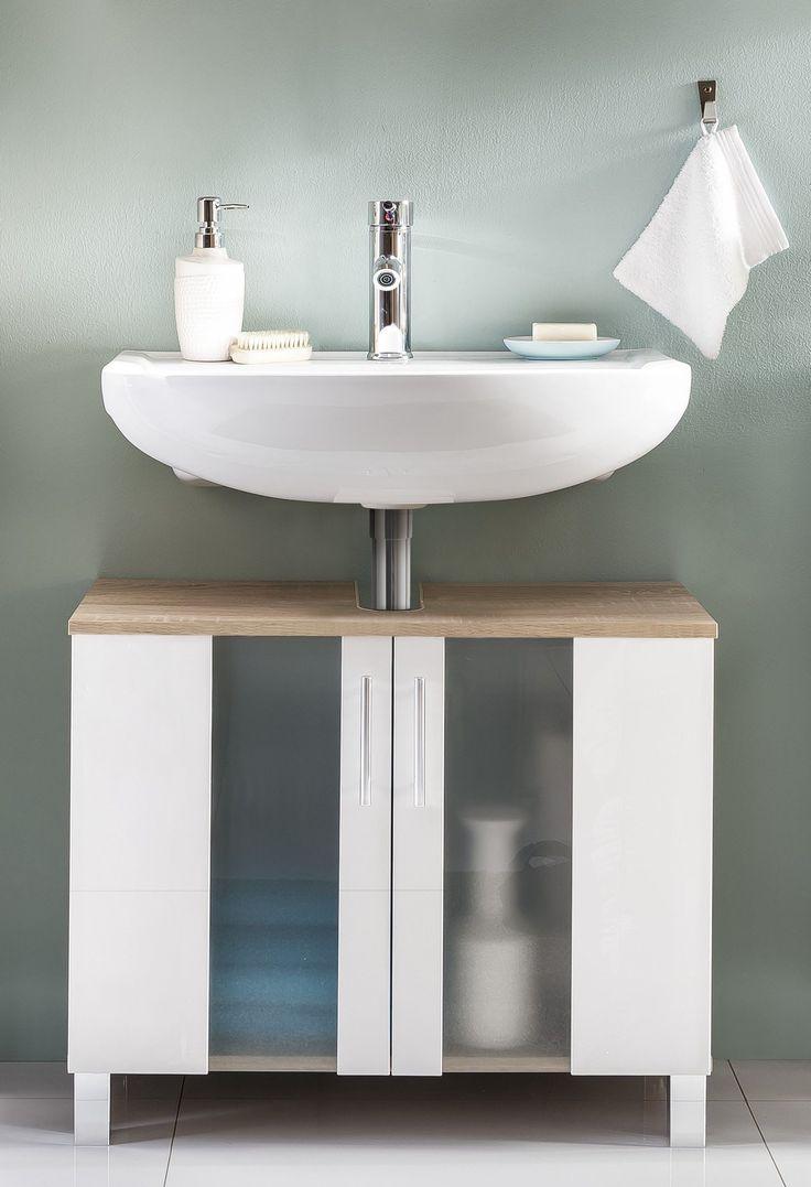 Badezimmer Hochschrank Mit Wäschekorb am besten Moderne Möbel Und ...