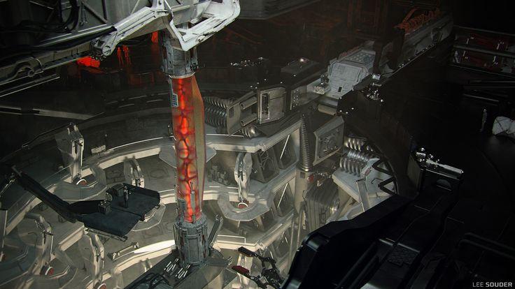 Redshift Nightmare :: 005, Lee S  O U  D  E  R on ArtStation at https://www.artstation.com/artwork/AYKvm