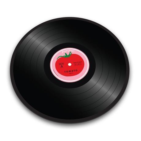 Joseph Joseph Board – Tomato Vinyl from Retro-Red Kitchen - R169 (Save 13%)