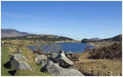 Killarney National Park from my tsū