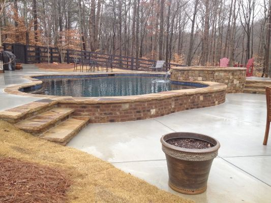 26 best RCS Pool and Spa - Gunite Pools images on Pinterest | Pool ...