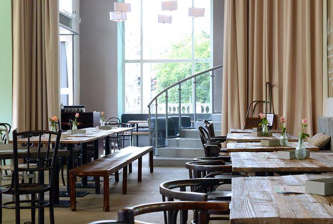 {Favourite Places} Café Français #vienna #austria #cafe