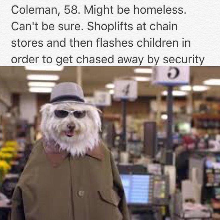 dogbios #shop#shoplifting#shoplift#shopliftersoftheworldunite#shoplifter#steal#stealourposts#stealing#flasher#flashing#onlyatwalmart#pedobear#walmartswag#walmart#hobo#hoboken#hobonichi#homeless#homelessdog#stealthmode#yoloswag