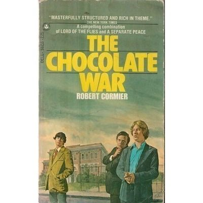 an analysis of robert cormiers novel the chocolate war Find great deals for social issues in literature ser: peer pressure in robert cormier's the chocolate war (2009, paperback) shop with confidence on ebay.
